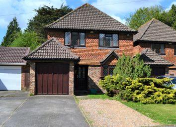 Thumbnail 4 bed detached house for sale in Arthur Road, Biggin Hill, Westerham