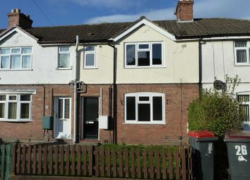 Thumbnail 3 bed town house for sale in Woodhouse Crescent, Trench, Telford, Shropshire