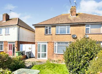 3 bed semi-detached house for sale in St. Philips Avenue, Eastbourne BN22