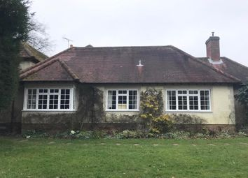 Thumbnail 1 bedroom bungalow to rent in Christmas Common, Oxfordshire