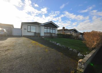 Thumbnail 3 bed detached bungalow for sale in High Park, Gwernaffield, Mold