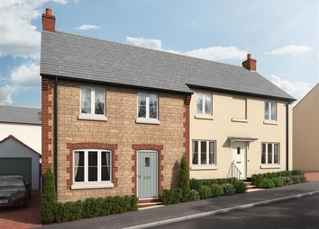 Thumbnail 3 bed semi-detached house for sale in Stoke Meadow, Silver Street, Calne