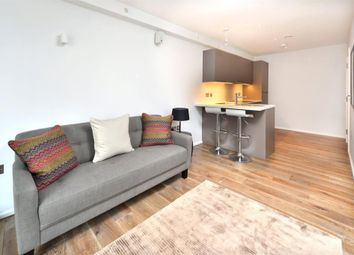 Thumbnail 1 bedroom flat for sale in Bruges Place, Camden