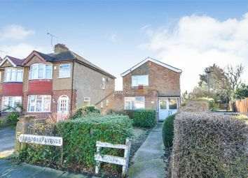 Thumbnail 3 bed detached house for sale in Broadoak Avenue, Enfield, Greater London