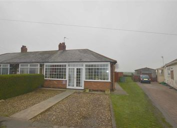 Thumbnail 2 bed semi-detached bungalow for sale in Seaside Road, Aldbrough, East Yorkshire