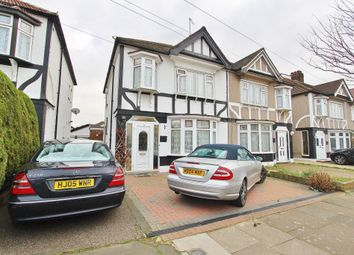 Thumbnail 3 bed semi-detached house for sale in Dellwood Gardens, Ilford, Essex