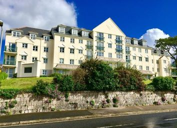 Thumbnail 1 bed flat for sale in Cliff Road, Falmouth, Cornwall
