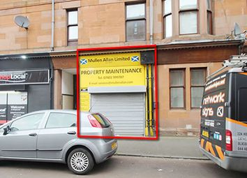 Thumbnail Commercial property for sale in 3, Greenholme Street, Cathcart, Glasgow G444Dt