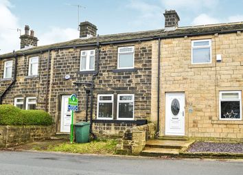 Thumbnail 2 bed terraced house for sale in Haworth Road, Cross Roads, Keighley