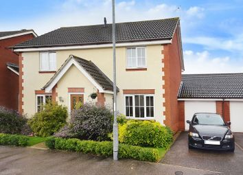 Thumbnail 4 bedroom detached house for sale in Skippon Way, Thorpe St. Andrew, Norwich