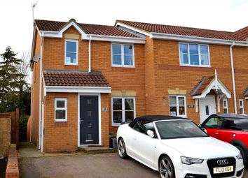 Thumbnail 3 bedroom end terrace house to rent in Moors Close, Deanshanger, Milton Keynes