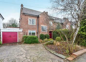 Thumbnail 5 bed semi-detached house for sale in Eastwood Drive, Littleover, Derby