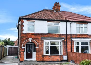 Thumbnail 3 bed detached house for sale in Beeley Road, Grimsby