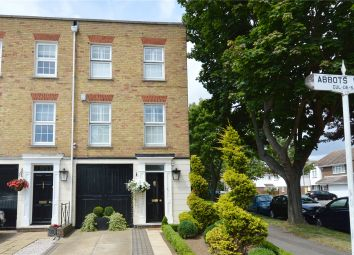 Thumbnail 4 bed end terrace house for sale in Abbots Walk, Shoeburyness, Southend-On-Sea, Essex