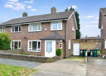Thumbnail 3 bed semi-detached house for sale in Craigans, Gossops Green