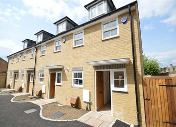 Thumbnail 3 bed end terrace house for sale in Phoenix Court, Ware, Hertfordshire