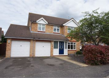 Thumbnail 4 bed detached house for sale in Quarterstone, Hunsbury Meadows