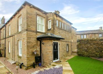 Thumbnail 1 bed flat for sale in Park Road, Cross Hills