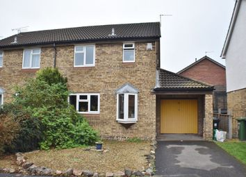 Thumbnail Semi-detached house for sale in Montague Close, Stoke Gifford, Bristol