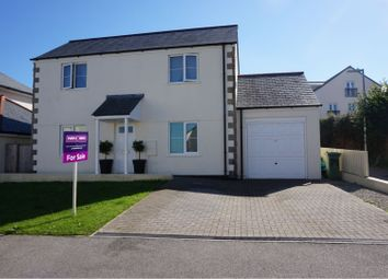 Thumbnail 3 bed detached house for sale in St. Michaels Way, St. Austell