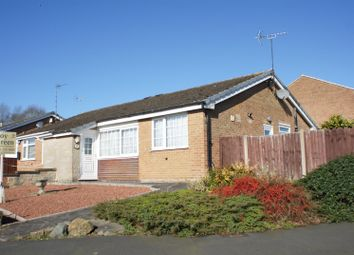 Thumbnail 2 bedroom semi-detached bungalow for sale in Rectory Road, Markfield
