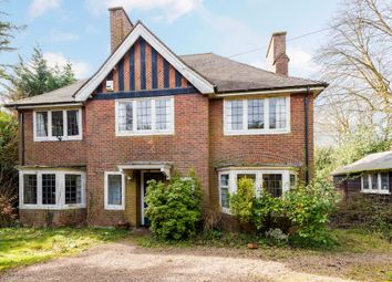 Thumbnail 5 bed detached house for sale in Stoke Row Road, Peppard Common