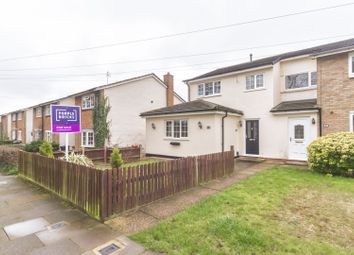Thumbnail 3 bed end terrace house for sale in Gonville Crescent, Stevenage