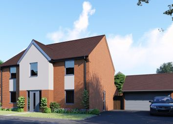 Thumbnail 4 bed detached house for sale in Doddington Road, Earls Barton, Northampton