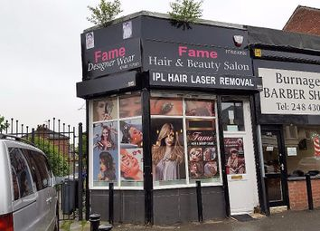 Thumbnail Retail premises for sale in Burnage Lane, Burnage, Manchester