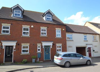 Thumbnail 3 bed terraced house to rent in Monarch Drive, Kemsley, Sittingbourne