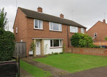 Thumbnail 3 bed semi-detached house for sale in Whitehill Road, Cambridge