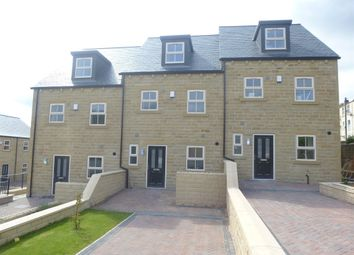 Thumbnail 4 bed town house for sale in Oaks Road, Batley