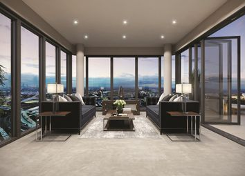 Thumbnail 3 bed flat for sale in Stratford Central House, High Street, London