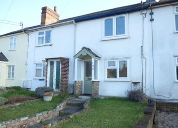 Thumbnail 1 bedroom semi-detached house to rent in Bures Road, Great Cornard, Sudbury