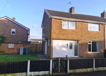 Thumbnail 4 bed semi-detached house for sale in Rufford Avenue, Rainworth, Mansfield