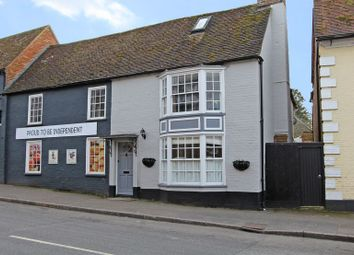 Thumbnail 2 bed cottage for sale in High Street, Downton, Salisbury