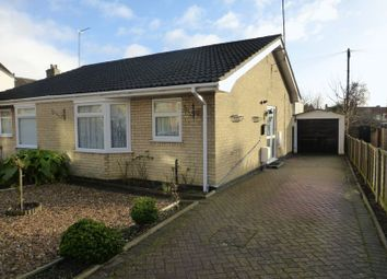 Thumbnail 1 bedroom semi-detached bungalow for sale in Kendal Road, Pakefield, Lowestoft