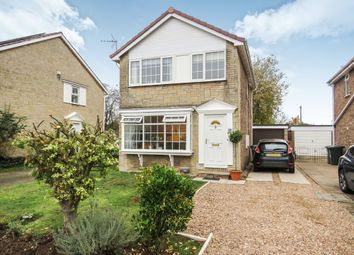 Thumbnail 3 bed detached house for sale in Field Avenue, Thorpe Willoughby, Selby