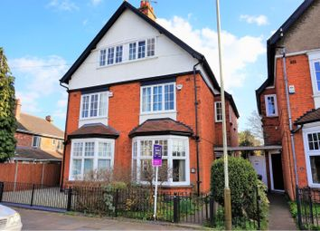 Thumbnail 4 bed semi-detached house for sale in Holmfield Road, Stoneygate