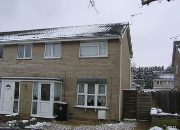 Thumbnail 2 bed end terrace house to rent in Freshmoor, Clevedon