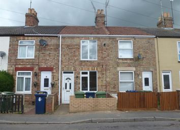 Thumbnail 3 bed terraced house to rent in River Terrace, Wisbech, Cambs
