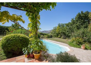 Thumbnail 4 bed villa for sale in Grasse Saint Mathieu, Provence-Alpes-Cote D'azur, 06130, France