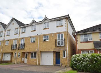Thumbnail 4 bed town house to rent in Dickens Close, Caversham, Reading