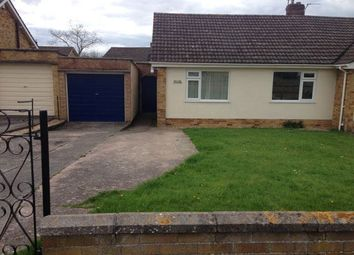 Thumbnail 2 bedroom bungalow to rent in Newmans Close, Glastonbury
