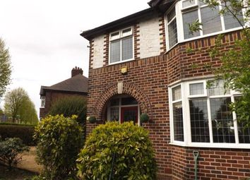 Thumbnail 3 bed semi-detached house for sale in Wilderspool Causeway, Warrington, Cheshire