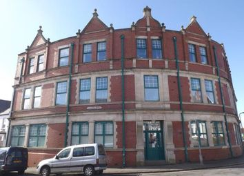 Thumbnail 2 bed flat for sale in Ymca Lofts, Woodlands Road, Barry, Vale Of Glamorgan