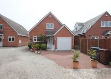 Thumbnail 2 bedroom detached house for sale in Kingsfield Road, Barwell, Leicester