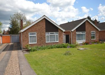 Thumbnail 2 bed bungalow to rent in Carlton Avenue, Narborough, Leicester