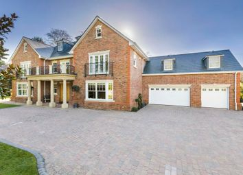 Thumbnail 5 bedroom detached house for sale in Burleigh Road, Ascot