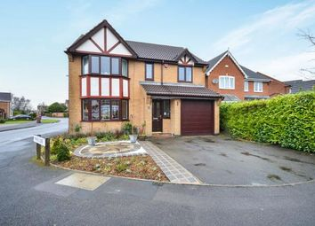 Thumbnail 4 bed detached house for sale in Kynance Close, South Normanton, Alfreton, Derbyshire